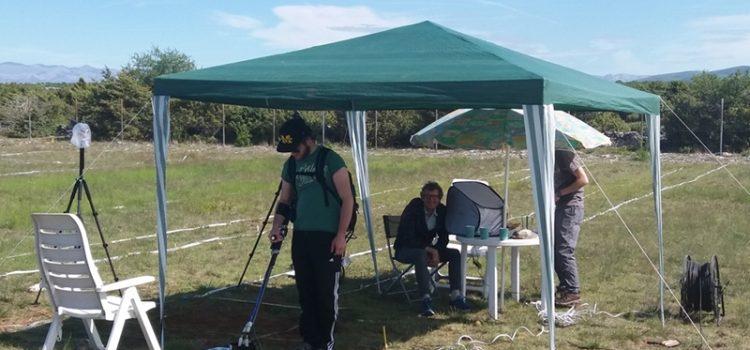 Testiranje na poligonu Benkovac