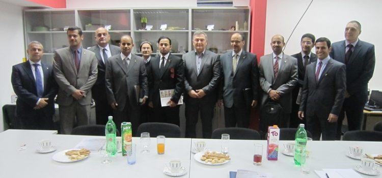 Posjet delegacije iz Saudijske Arabije