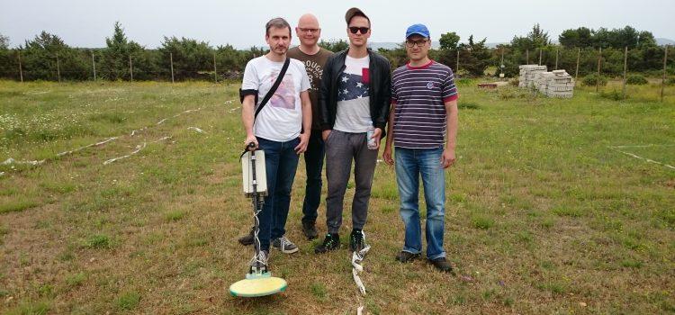 Terenska ispitivanja Fakulteta elektrotehnike i računarstva na poligonu Benkovac