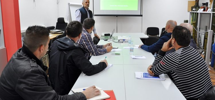 EOD level 2 training course