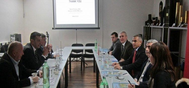 Posjet predstavnika Ministarstva nacionalne obrane Republike Turske