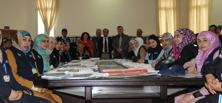 Završena prva faza projekta edukacije sirisjkih izbjeglica