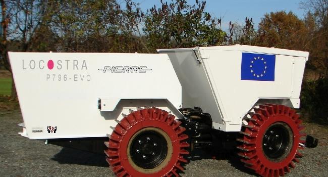 Ispitivanje stroja LOCOSTRA P796-EVO