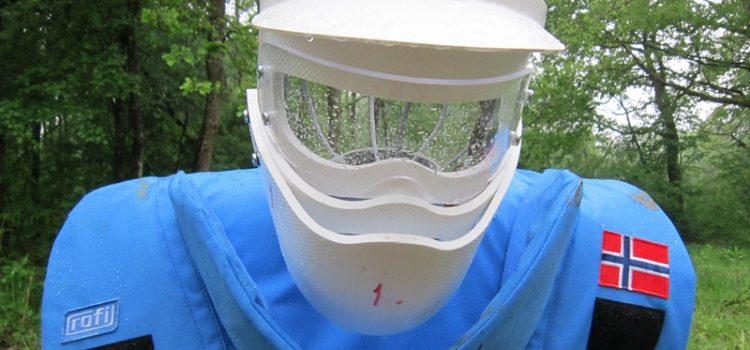 Testiranje maske za lice tvrtke ROFI as