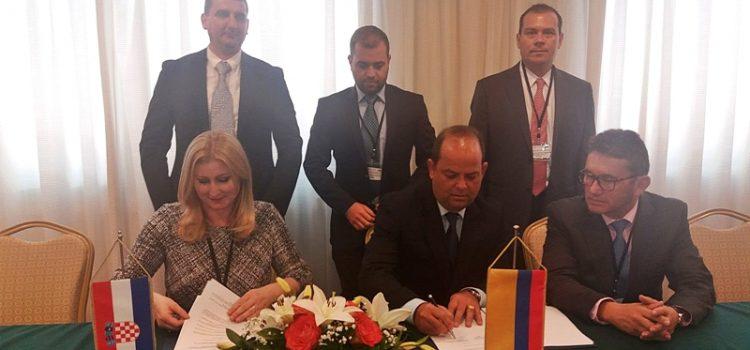 Posjet delegacije iz Kolumbije