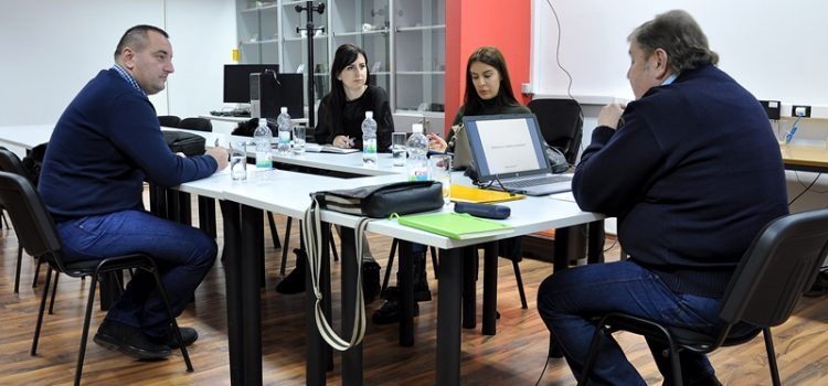 Obuka za predstavnike Srpsko-ruskog humanitarnog centra iz Niša